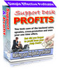 Thumbnail Support Desk Profits PLR!