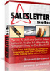 Thumbnail SalesLetter In A Box Software PLR!