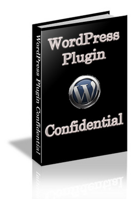 Product picture WordPress Plugin Confidential PLR!