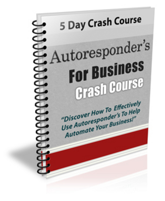 Product picture Autoresponders For Business Crash Course (PLR)