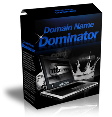 Product picture Domain Name Dominator Software With Master Resell Rights!