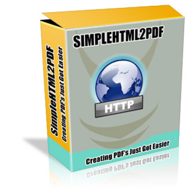 Product picture Simple HTML to PDF