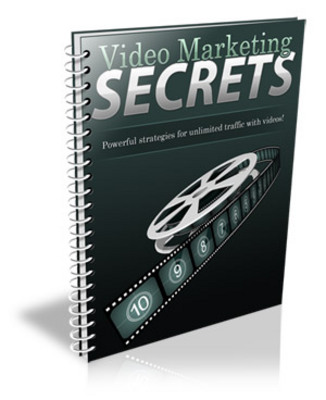 Product picture Video Marketing Secrets Private Label Rights!