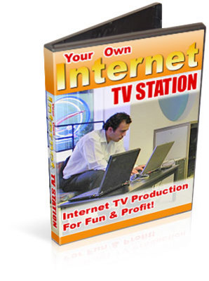 Product picture Internet TV Station